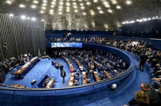 Senado vota parecer de Anastasia e decide se Dilma vai a julgamento 1